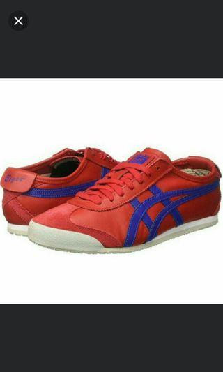 Onitsuka Tiger full leather