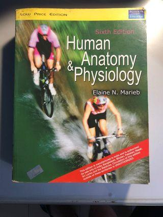 Human Anatomy and Physiology (Elaine N. Marieb)