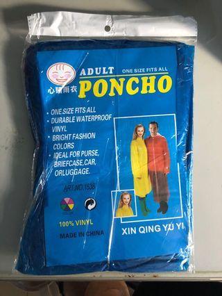 Poncho (adult) / raincoat