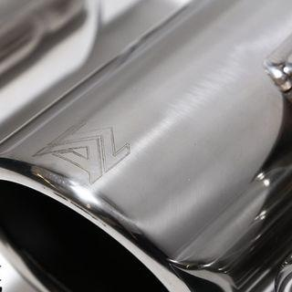 exhaust tip dual