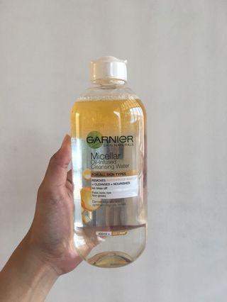 Garnier Micellar Cleansing Water infused 400 ml