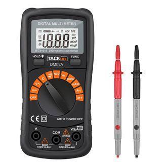 🚚 #424 Tacklife Digital Multimeter DM02A