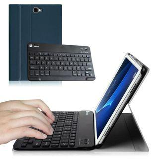 🚚 (K299) Fintie Samsung Galaxy Tab A 10.1 Keyboard Case