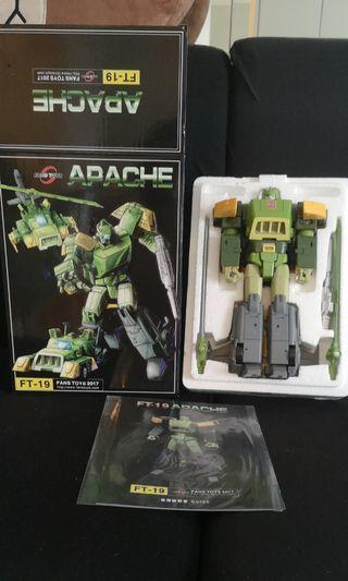Fans toys apache (springer)