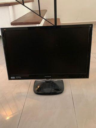 Viewsonic monitor 19 inch