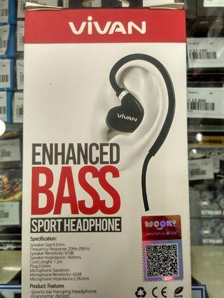 Enchanced Bass Headphone Blouthood Wireless