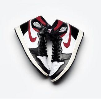 "Air Jordan 1 Retro High OG "" Gym Red """