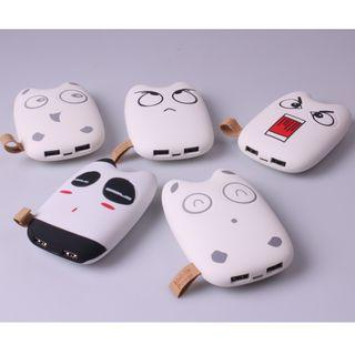 10 000 mAh Cute EXPRESSION Power Bank / Portable Charger