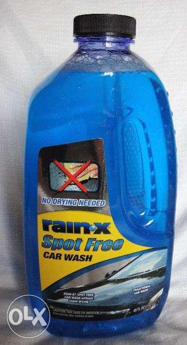 Rain X Spot Free Car Wash 48floz NewUSA on Carousell