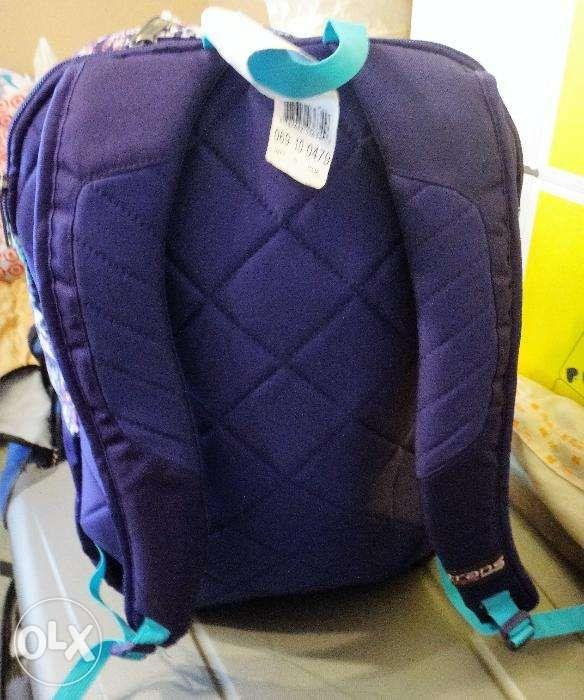 Trans Jansport Backpack Megahertz Purple Turquoise T30B1B2