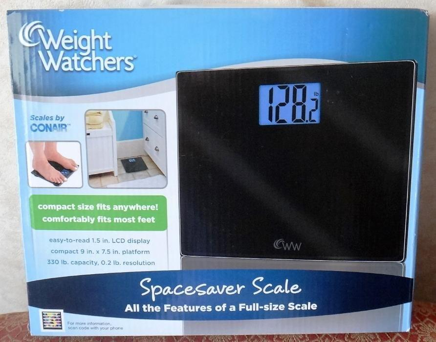 Taylor Precision One Weight Watchers Weight Bodyfat Scales NewUSA
