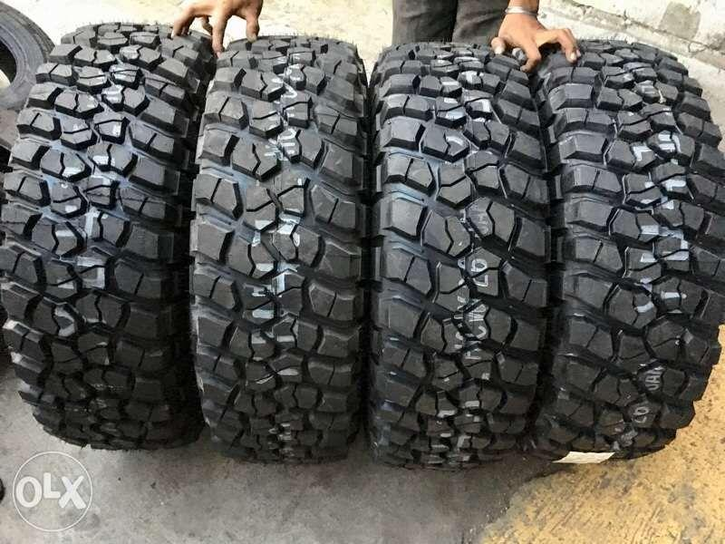 Tires Made In Usa >> Bf Goodrich Km2 Mud Terrain Bnew Tires Made In Usa On Carousell