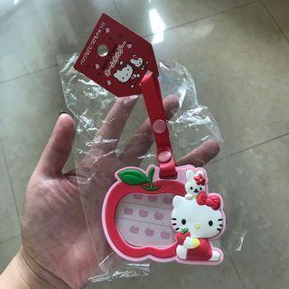 Japan 🇯🇵 Sanrio HELLO KITTY travel Lugguage tag