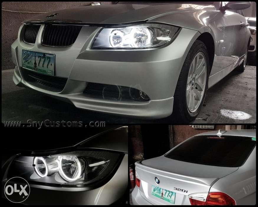 E90 Bmw ducktail spoiler no drill with adhesive other