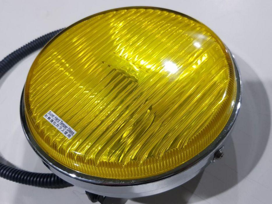 PIAA Japan fog foglamp original yellow stainless housing 6 inch 2 pcs