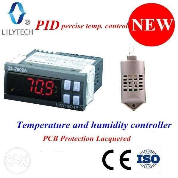 Lilytech 7802A Temperature Control Thermostat Egg Incubator