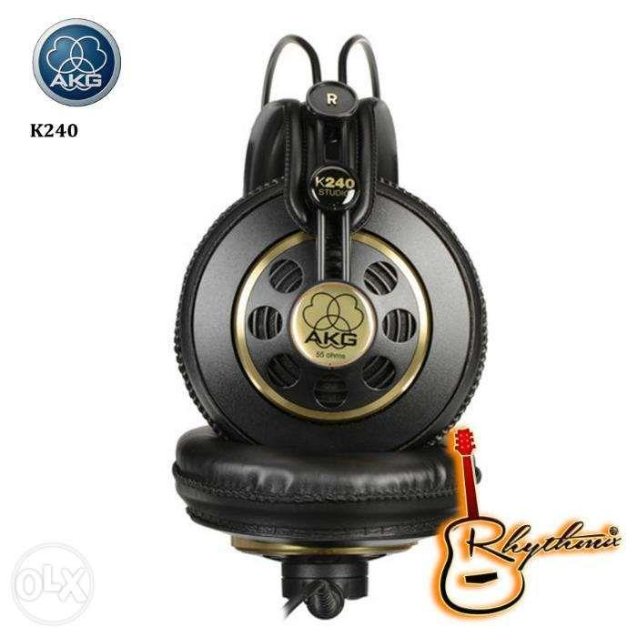 akg k240 studio headphones electronics office school equipment on carousell. Black Bedroom Furniture Sets. Home Design Ideas