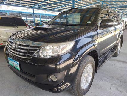 Toyota Fortuner G Diesel Financing OK