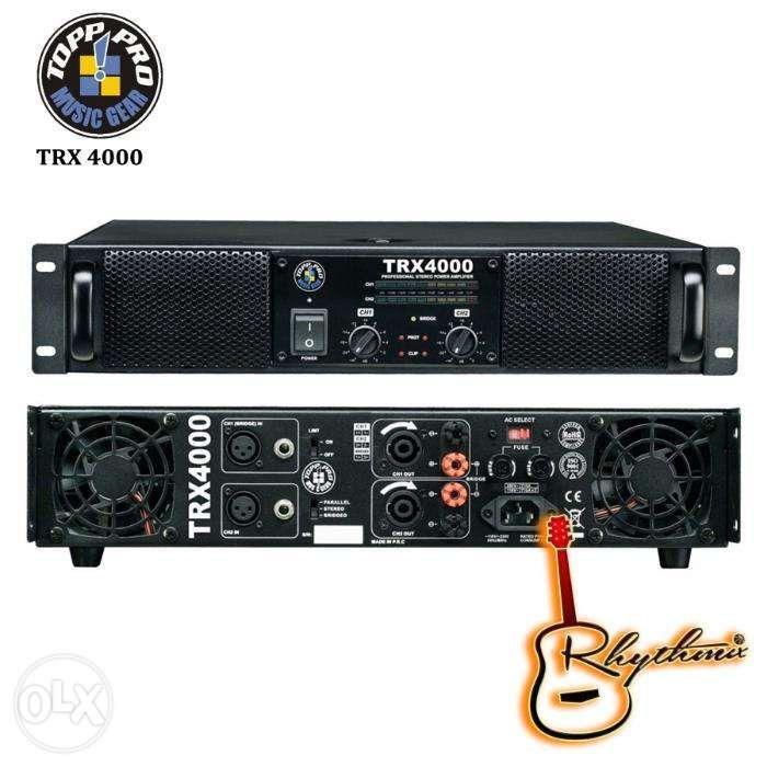 Topp Pro TRX 4000 on Carousell