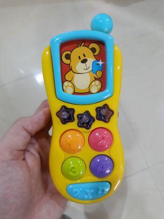 Redbox baby phone handphone bayi