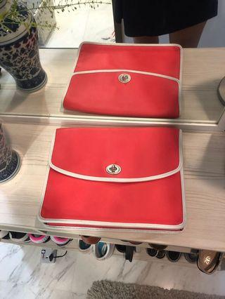 REAL Brand new coach clutch bag