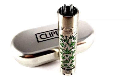 New Clipper Lighter With Gift Box
