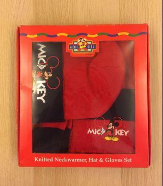 Mickey Kids gift set