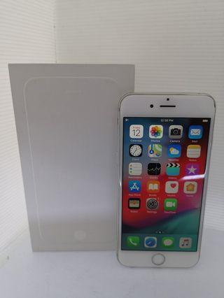 IPhone 6 64gb silver(used)
