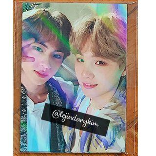 [WTS] ‼️ BTS 5th Muster Ticket Holder (Yoonjin PC)