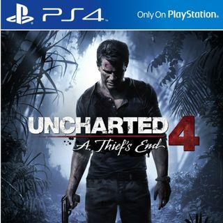 ps4 unchartered 4