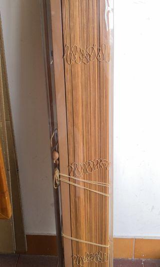 木簾   mini veneziana in legno