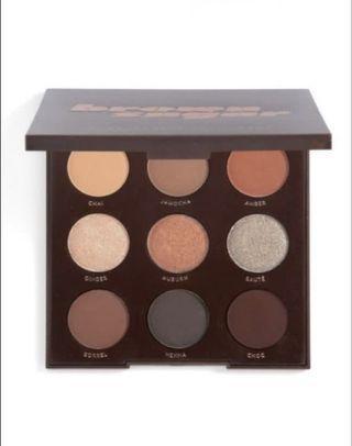 🚚 Colourpop Brown Sugar Eyeshadow Palette
