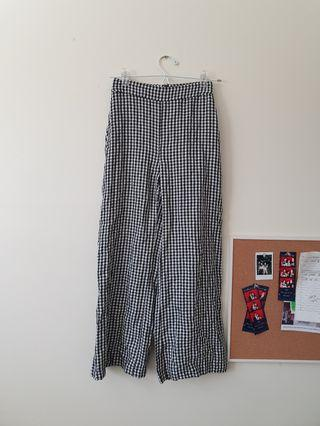 Bardot Gingham Pants