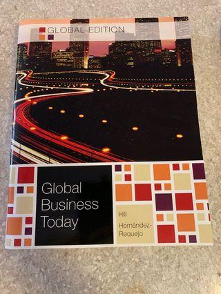 Global Business Today University Textbook