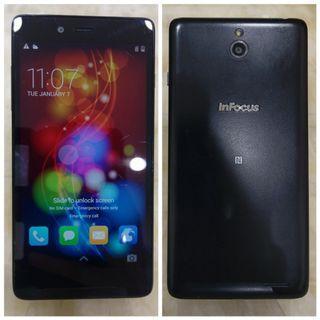 """Infocus M518 (5"""",4G LTE)"""