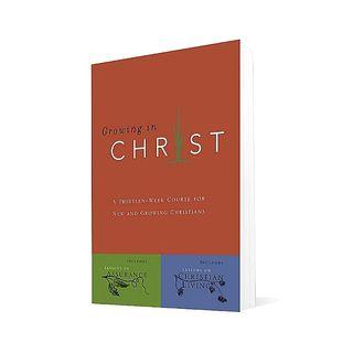 [PO] ✝️ Growing in Christ: A 13-Week Course for New and Growing Christians