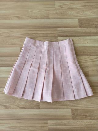 Tennis Skirt Korea / Rok Pendek / Rok Tennis