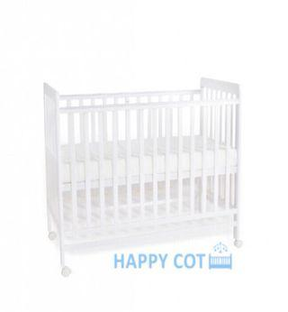 Happy Wonder 5 in 1 Baby Cot to bless