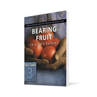 [PO] ✝️ Bearing Fruit in God's Family: Overflowing with Thankfulness (Book 3)
