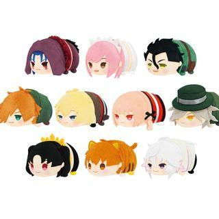 (PO/Split) Fate/Grand Order Mochi Mochi Mascot Vol. 4