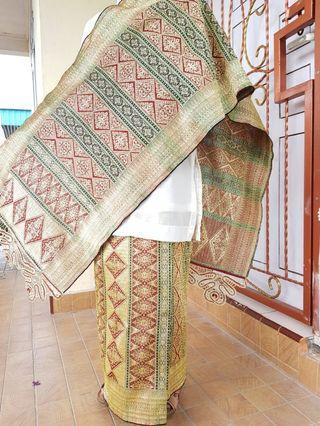 Murah!! Tenun Pandai Singke khas Minang