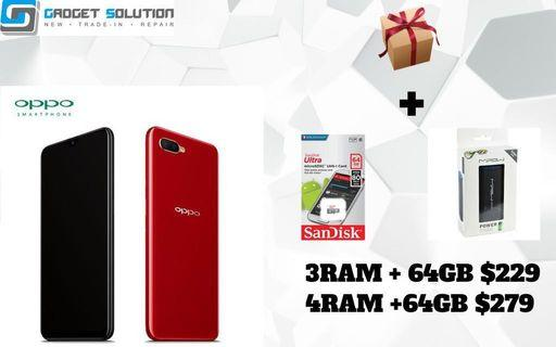 OPPO Ax5s 🎉 Free 8 gift 🎁 (GSS Promotion)