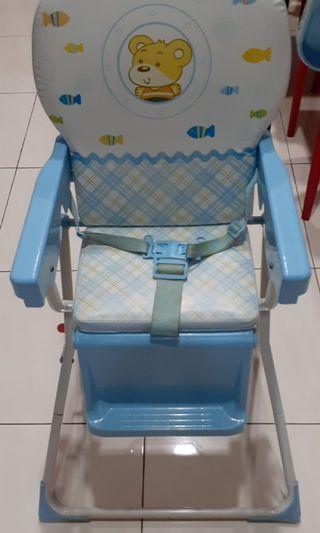 High Chair pliko