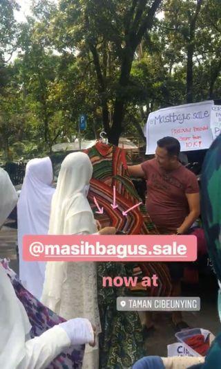 Open Booth at Taman Cibeunying (Bandung Only)