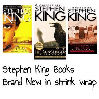 Books by Stephen King