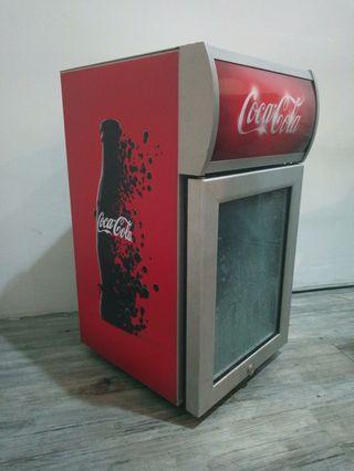 Coke Small Fridge