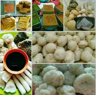 Pempek & Cake Palembang