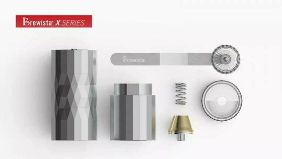 10% off Exclusive launch! Brewista X series grinder