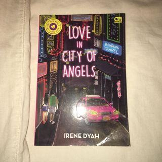 NOVEL LOVE IN CITY OF ANGELS BY IRENE DYAH