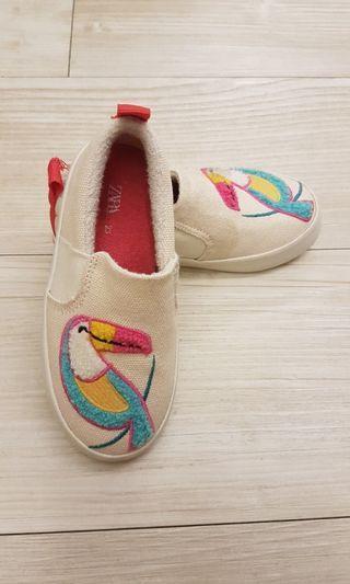 Zara Toddler shoes